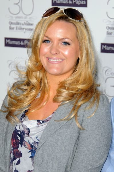 Jo Joyner at the Mamas & Papas 30th anniversary party held at the flagship store on Regent Street in London - 07 March 2011 FAM40780