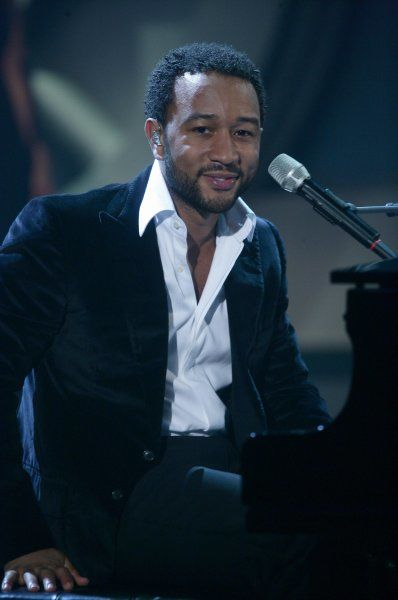 "John Legend performing live on ""Wetten, dass"