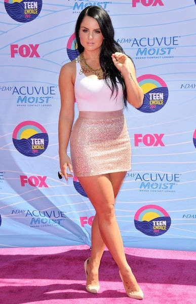 Jojo at the 2012 Teen Choice Awards in Los Angeles - 22 July 2012 FAMOUS  PICTURES AND FEATURES AGENCY  13 HARWOOD ROAD LONDON SW6 4QP  UNITED KINGDOM  FAM45710