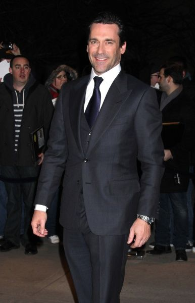 Jon Hamm at the premiere of 'Friends With Kids' in New York City - 05 March 2012FAM44142