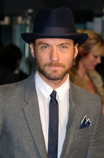 Jude Law at the premiere of '360' at BFI London Film Festival in London - 12 October 2011