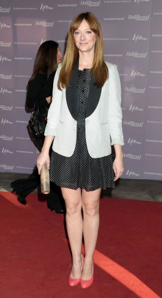 Judy Greer at the Hollywood Reporter's Women in Entertainment Power 100 breakfast held at the Beverly Hills Hotel in Los Angeles - 07 December 2011 FAMOUS  PICTURES AND FEATURES AGENCY  13 HARWOOD ROAD LONDON SW6 4QP  UNITED KINGDOM  FAM43454