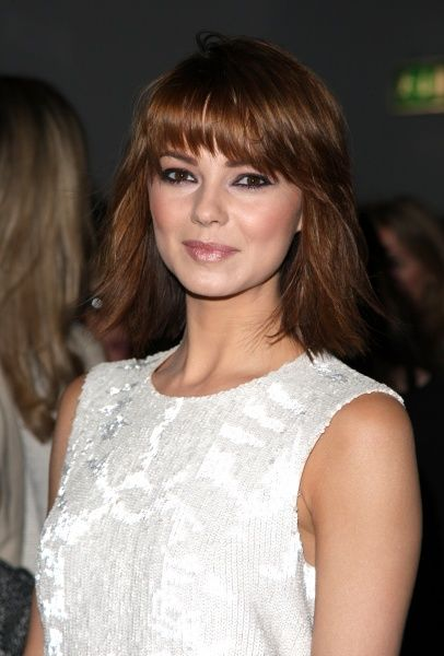 Kara Tointon at the Jasper Conran fashion show during London Fashion Week - 18 February 2012 FAMOUS PICTURES AND FEATURES AGENCY 13 HARWOOD ROAD LONDON SW6 4QP UNITED KINGDOM tel 0 fax 0 e-mail  FAM44002