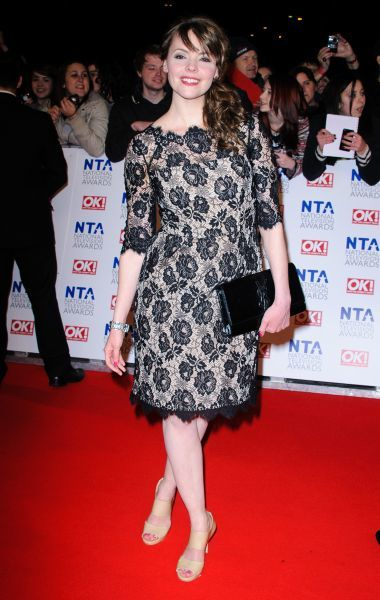 Kate Ford at the National Television Awards held at the O2 Arena in London - 25 January 2012 FAMOUS PICTURES AND FEATURES AGENCY 13 HARWOOD ROAD LONDON SW6 4QP UNITED KINGDOM tel 0 fax 0 e-mail  FAM43763