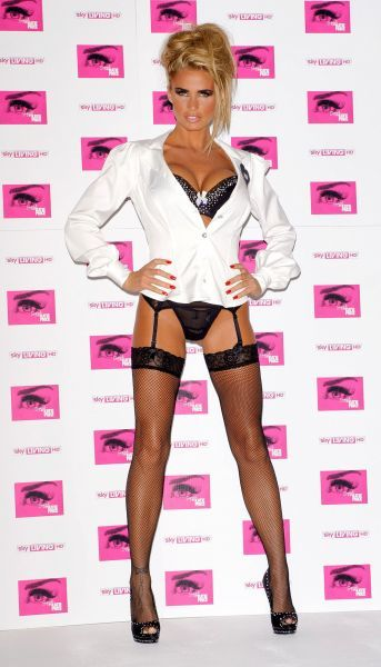 Katie Price aka Jordan at a photocall to promote 'Signed By Katie Price' on Sky Living HD in London - 10 October 2011 FAMOUS PICTURES AND FEATURES AGENCY 13 HARWOOD ROAD LONDON SW6 4QP UNITED KINGDOM tel +44 (0) 20 7731 9333 fax +44