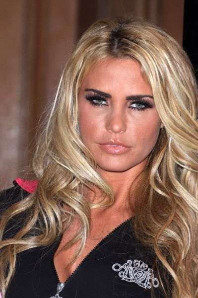 Art print POSTER CANVAS Katie Price