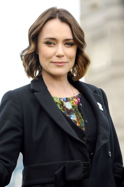 Keeley Hawes at the launch of the 'P&G Capital Clean Up' in London - 08 March 2012