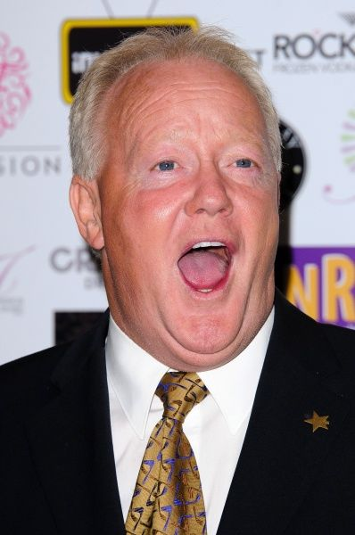 Keith Chegwin at the National Reality TV Awards held at Porcester Hall in London - 30 August 2012 FAM46048