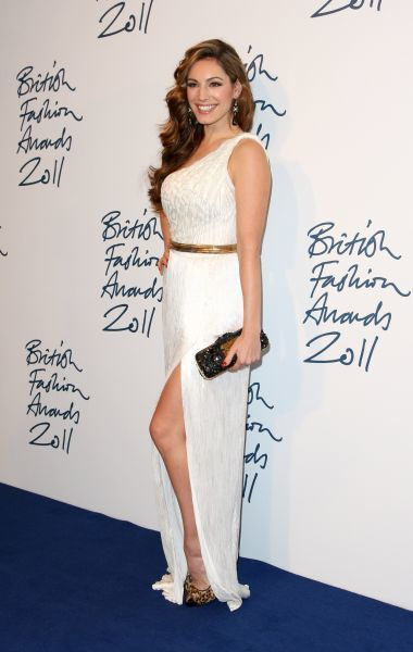Kelly Brook at the British Fashion Awards at The Savoy in London - 28 November 2011 FAMOUS PICTURES AND FEATURES AGENCY 13 HARWOOD ROAD LONDON SW6 4QP UNITED KINGDOM tel 0 fax 0 e-mail  FAM43361