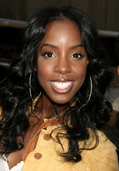 Kelly Rowland at the MTV Studios in New York City for TRL - 26 March 2007 FAM19911