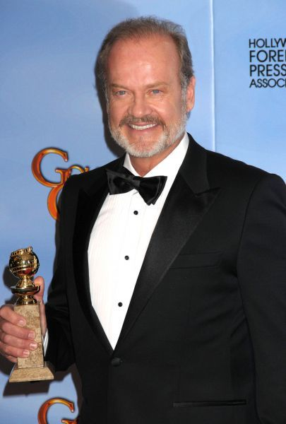 Kelsey Grammer at the 69th Annual Golden Globe Awards press room presented by the Hollywood Foreign Press Association at Hotel Beverly Hilton in Los Angeles - 15 January 2012 13 HARWOOD ROAD LONDON SW6 4QP  UNITED KINGDOM  FAM43674