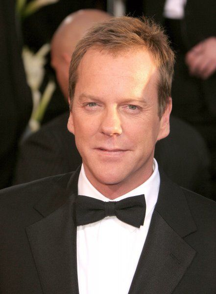 Kiefer Sutherland at the 64th Golden Globe Awards held at the Beverly Hilton Hotel in Los Angeles - 15 January 2007 FAM19402