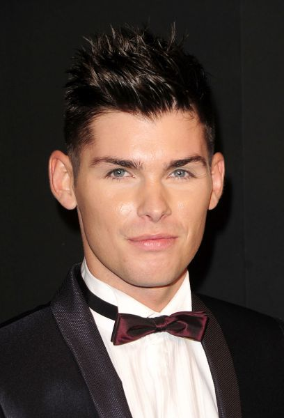 Kieron Richardson at the Grey Goose Winter Ball to benefit the Elton John AIDS Foundation at Battersea Park in London - 29 October 2011  FAMOUS PICTURES AND FEATURES AGENCY 13 HARWOOD ROAD LONDON SW6 4QP UNITED KINGDOM tel 0 fax 0 e-mail FAM42978