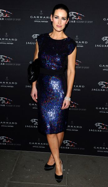 Kirsty Gallacher at the Jaguar Academy of Sport Annual Awards held at The Savoy in London - 27 November 2011 FAMOUS PICTURES AND FEATURES AGENCY 13 HARWOOD ROAD LONDON SW6 4QP UNITED KINGDOM tel 0 fax 0 e-mail  FAM43352