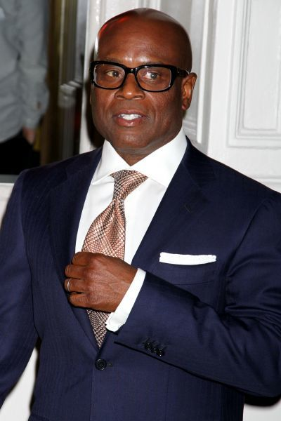 L.A. Reid at the Stella McCartney store opening in Soho, New York City - 09 January 2012 FAM43628
