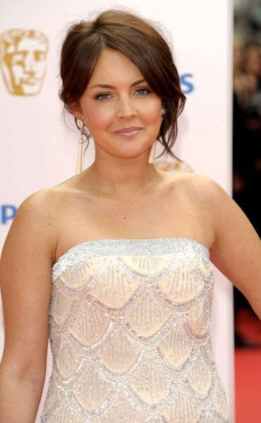 Lacey Turner at the Philips British Academy Television Awards (BAFTA's) in London - 06 June 2010 FAM38726