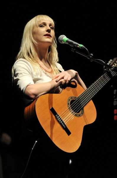 Laura Marling performs at Hammersmith Apollo in London - 07 March 2012FAM44175