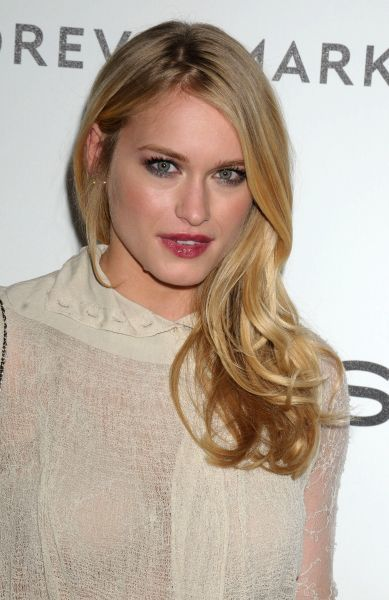 Leven Rambin at the Forevermark and InStyle Pre-Golden Globe Party held at the Beverly Hills Hotel in Los Angeles - 10 January 2012 FAMOUS  PICTURES AND FEATURES AGENCY  13 HARWOOD ROAD LONDON SW6 4QP  UNITED KINGDOM  tel 0  fax 0  e-mail