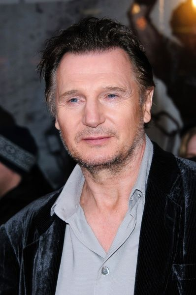 "Liam Neeson at the premiere of ""Wrath of the Titans"" held at the BFI Imax in London - 29 March 2012 FAM44413"