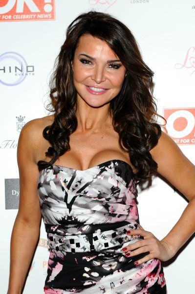 Lizzie Cundy at the OK! Magazine Official Christmas Party held at Floridita in London - 29 November 2011   FAM43365