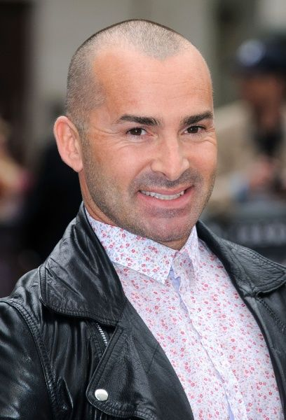 Louie Spence at the premiere of 'Rock of Ages' held at the Odeon Leicester Square in London - 10 June 2012  FAMOUS PICTURES AND FEATURES AGENCY 13 HARWOOD ROAD LONDON SW6 4QP UNITED KINGDOM tel 0 fax 0 e-mail FAM45278
