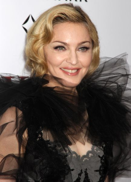 Madonna at the premiere of 'W.E.' in New York City - 23 January 2012. FAM43737