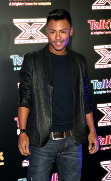 Marcus Collins at The X Factor secret gig in London - 30 November 2011 FAMOUS PICTURES AND FEATURES AGENCY 13 HARWOOD ROAD LONDON SW6 4QP UNITED KINGDOM tel 0 fax 0 e-mail  FAM43384