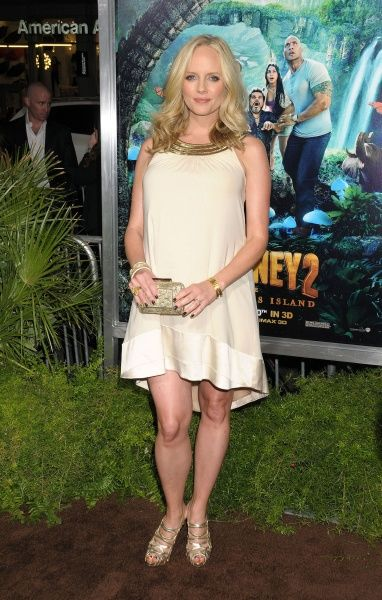 Marley Shelton at the premiere of 'Journey 2: The Mysterious Island' held at Grauman's Chinese Theater in Hollywood, Los Angeles - 02 February 2012 FAMOUS  PICTURES AND FEATURES AGENCY  13 HARWOOD ROAD LONDON SW6 4QP  UNITED KINGDOM  FAM43833