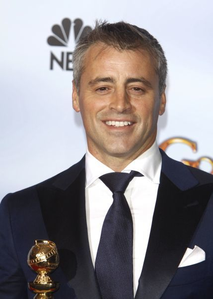 Matt LeBlanc at the 69th Annual Golden Globe Awards press room presented by the Hollywood Foreign Press Association at Hotel Beverly Hilton in Los Angeles - 15 January 2012   FAM43674