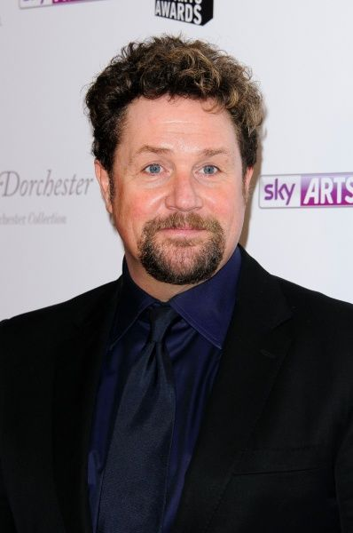 Michael Ball at the South Bank Sky Arts Awards held at the Dorchester Hotel in London - 01 May 2012 FAM44820