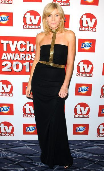 Michelle Collins at the TV Choice Awards 2011 at the Savoy Hotel in London - 13 September 2011 FAM42425