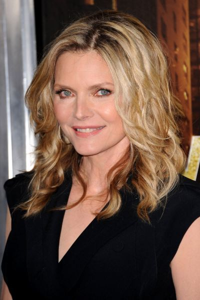 Michelle Pfeiffer at the premiere of 'New Year's Eve' in New York City - 07 December 2011