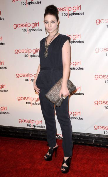 Michelle Trachtenberg at the Gossip Girl 100th episode party at Cipriani Wall Street in New York City - 19 November 2011 FAM43268