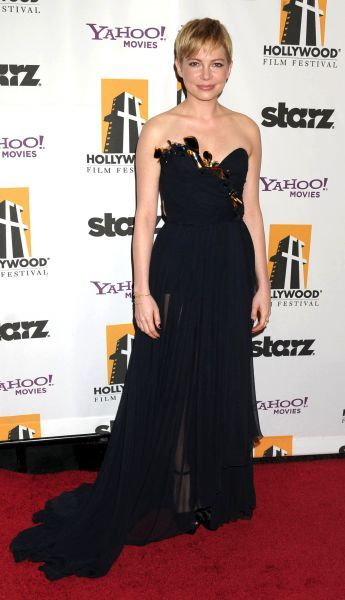 Michelle Williams at the 15th Annual Hollywood Film Awards Gala held at the Beverly Hilton Hotel in Los Angeles - 24 October 2011 FAMOUS  PICTURES AND FEATURES AGENCY  13 HARWOOD ROAD LONDON SW6 4QP  UNITED KINGDOM  tel 0  fax 0  e-mail    FAM42931