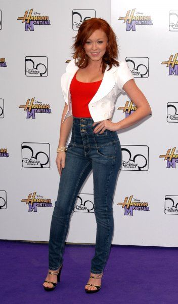 "Natasha Hamilton of Atomic Kitten at Disney's ""Hannah Montana Live In London"" TV Special at Koko in Camden High Street, London - 28 March 2007 FAMOUS PICTURES AND FEATURES AGENCY 13 HARWOOD ROAD LONDON SW6 4QP UNITED KINGDOM tel +44"