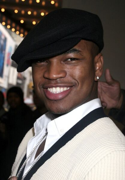 "Ne-Yo at the MTV Studios in New York City after appearing on ""TRL"" - 12 March 2007 FAM19795"