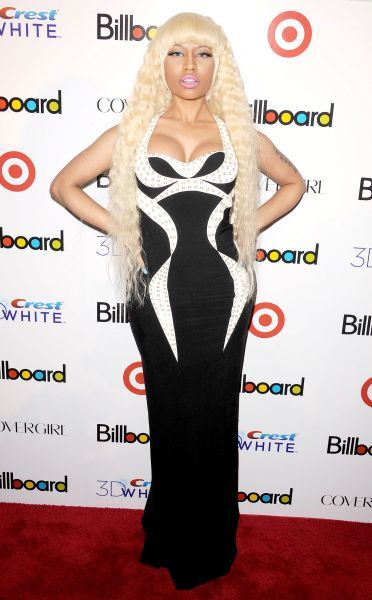 Nicki Minaj at the Billboard's Sixth Annual Women in Music event at Capitale in New York City - 02 December 2011  FAMOUS PICTURES AND FEATURES AGENCY 13 HARWOOD ROAD LONDON SW6 4QP UNITED KINGDOM tel 0 fax 0 e-mail FAM43405