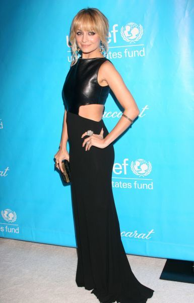 Nicole Richie at the 2011 UNICEF Ball held at the Beverly Wilshire Hotel in Beverly Hills - 08 December 2011 FAMOUS  PICTURES AND FEATURES AGENCY  13 HARWOOD ROAD LONDON SW6 4QP  UNITED KINGDOM  tel 0  fax 0  e-mail    FAM43482