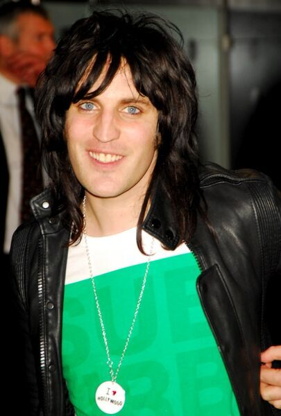 "Noel Fielding arriving at the ""Spider-Man 3"" Premiere held at the Odeon Leicester Square, London - 23 April 2007 FAMOUS PICTURES AND FEATURES AGENCY 13 HARWOOD ROAD LONDON SW6 4QP UNITED KINGDOM tel 0 fax 0 e-mail FAM20099"