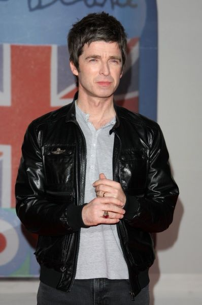 Noel Gallagher at The Brit Awards held at the O2 Arena in London - 21 February 2012 FAM44043