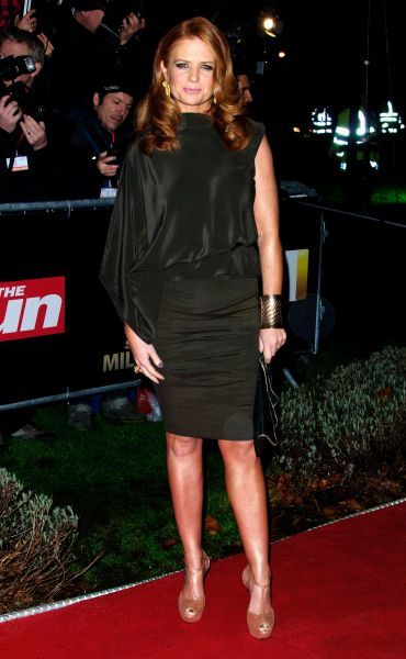 Patsy Palmer at The Sun Military Awards in London - 19 December 2011 FAMOUS PICTURES AND FEATURES AGENCY 13 HARWOOD ROAD LONDON SW6 4QP UNITED KINGDOM tel 0 fax 0 e-mail  FAM43557