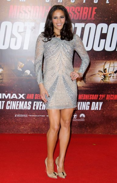 Paula Patton at the premiere of 'Mission: Impossible - Ghost Protocol' in London - 13 December 2011 FAMOUS PICTURES AND FEATURES AGENCY 13 HARWOOD ROAD LONDON SW6 4QP UNITED KINGDOM tel 0 fax 0 e-mail  FAM43513