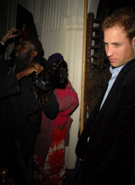 Prince William at Mahiki in London. Harry left at 2.30am but Wills partied on until 4am. - 27 April 2007 FAMOUS PICTURES AND FEATURES AGENCY 13 HARWOOD ROAD LONDON SW6 4QP UNITED KINGDOM tel +44 (0) 20 7731 9333 fax +44 (0) 20 7731 9330 e-mail info@famous