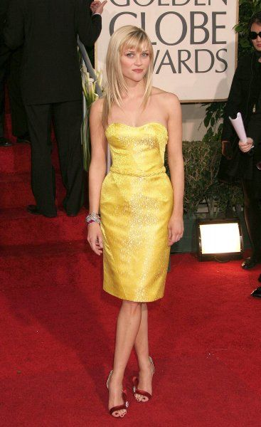 Reese Witherspoon at the 64th Golden Globe Awards held at the Beverly Hilton Hotel in Los Angeles - 15 January 2007 FAMOUS PICTURES AND FEATURES AGENCY 13 HARWOOD ROAD LONDON SW6 4QP UNITED KINGDOM tel 0 fax 0 e-mail FAM19402