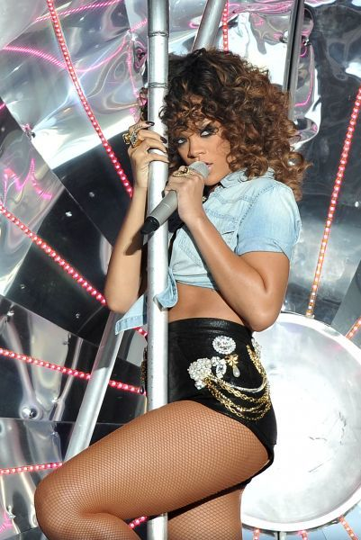 Rihanna at the V Festival in Chelmsford - 21 August 2011 FAM42177