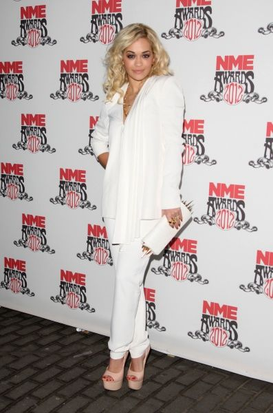 Rita Ora at the NME Awards 2012 in London - 29 February 2012 FAMOUS PICTURES AND FEATURES AGENCY 13 HARWOOD ROAD LONDON SW6 4QP UNITED KINGDOM tel 0 fax 0 e-mail  FAM44115