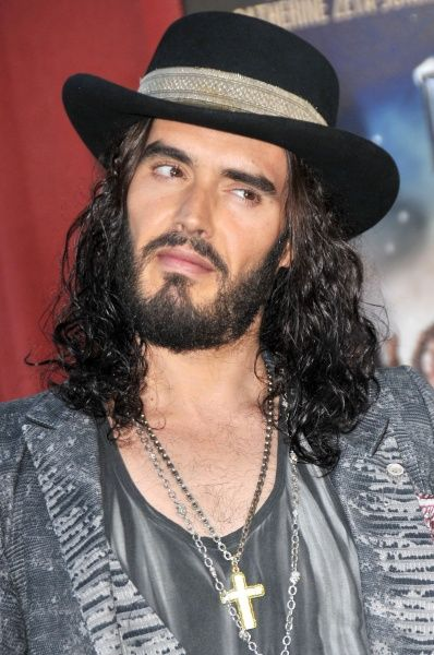 Russell Brand at the premiere of 'Rock of Ages' at Grauman's Chinese Theater in Hollywood, California - 08 June 2012 FAMOUS PICTURES AND FEATURES AGENCY 13 HARWOOD ROAD LONDON SW6 4QP UNITED KINGDOM tel 0 fax 0 e-mail  FAM45264