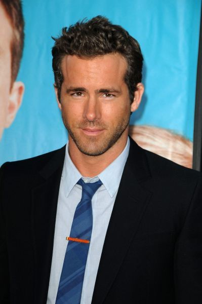 Ryan Reynolds at the premiere of 'The Change-Up' held at the Regency Theater in Westwood, Los Angeles - 01 August 2011 FAM42063