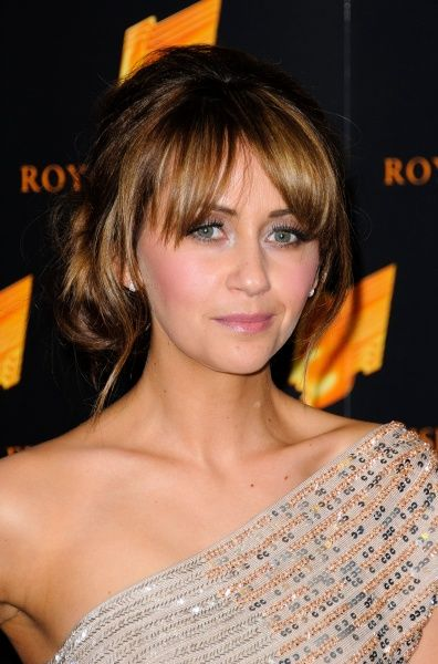 Samia Ghadie at the RTS Programme Awards in London - 20 March 2012FAM44316