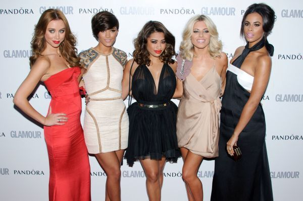 The Saturdays at the Glamour Women of the Year Awards in London - 07 June 2011